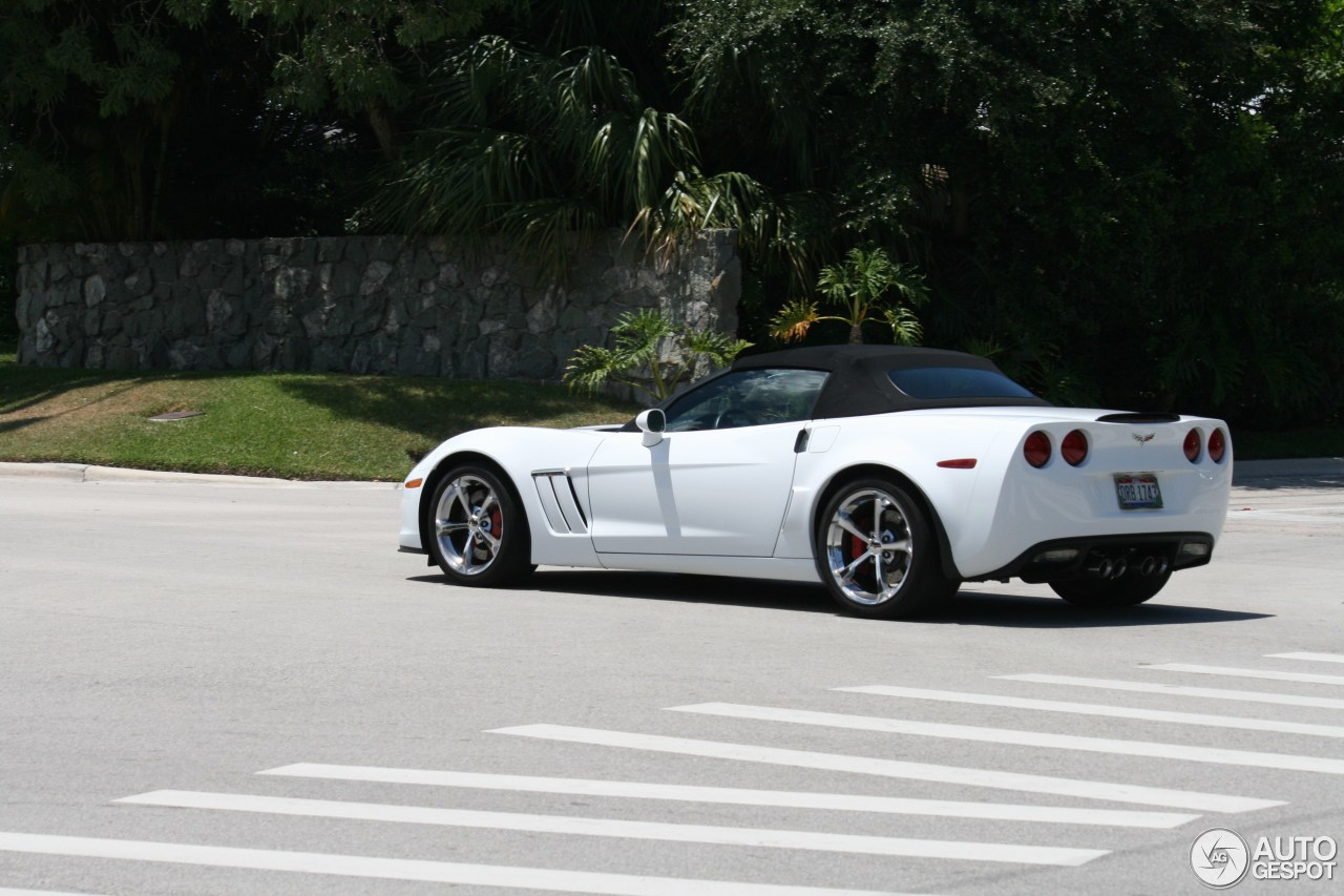 chevrolet corvette c6 grand sport convertible 4 september 2013 autogespot. Black Bedroom Furniture Sets. Home Design Ideas