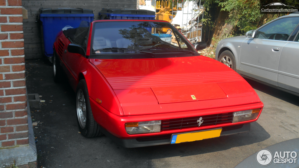 ferrari mondial 3 2 cabriolet 4 september 2013 autogespot. Black Bedroom Furniture Sets. Home Design Ideas