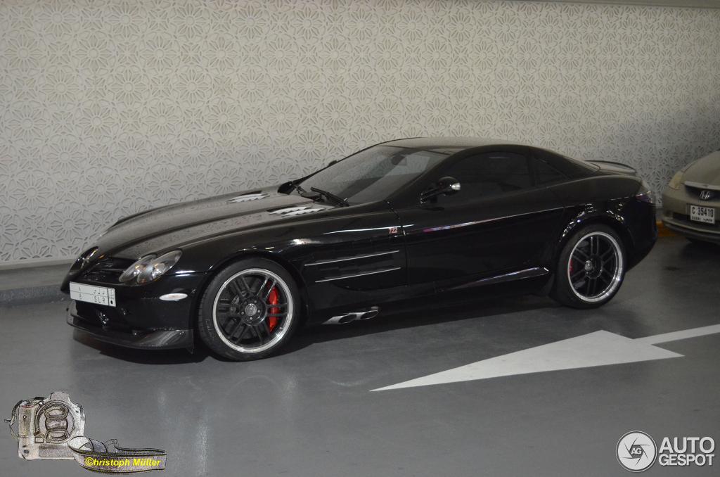 Mercedes Benz Slr Mclaren 722 Edition 4 September 2013