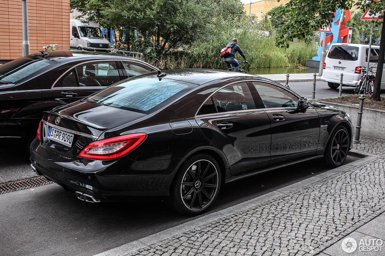 Mercedes Cls Amg Pcd