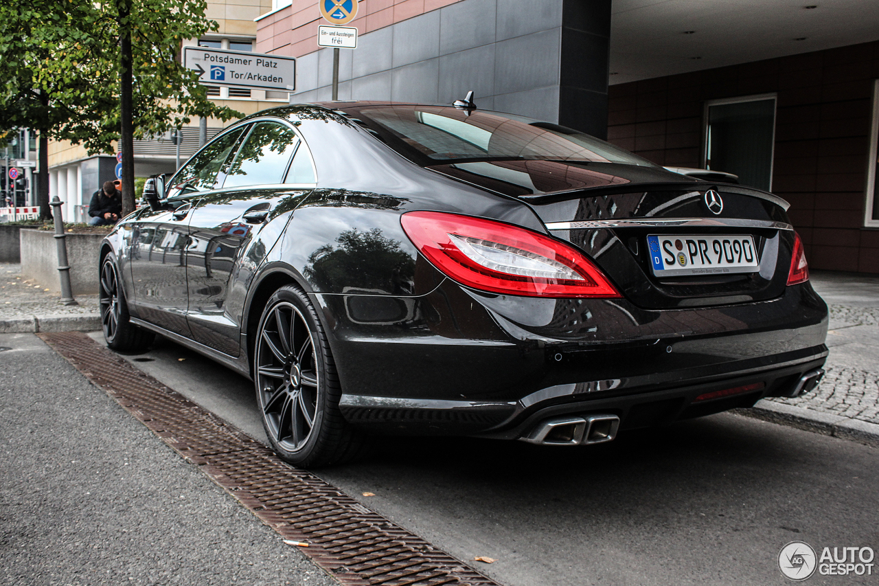 Mercedes benz cls 63 amg c218 5 september 2013 autogespot for 2013 mercedes benz cls 63 amg