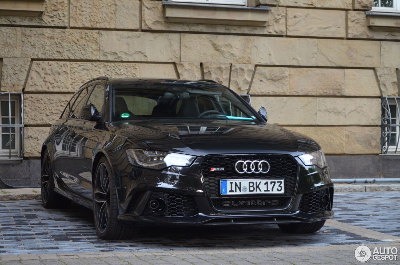 Audi Rs6 Avant C7 7 September 2013 Autogespot
