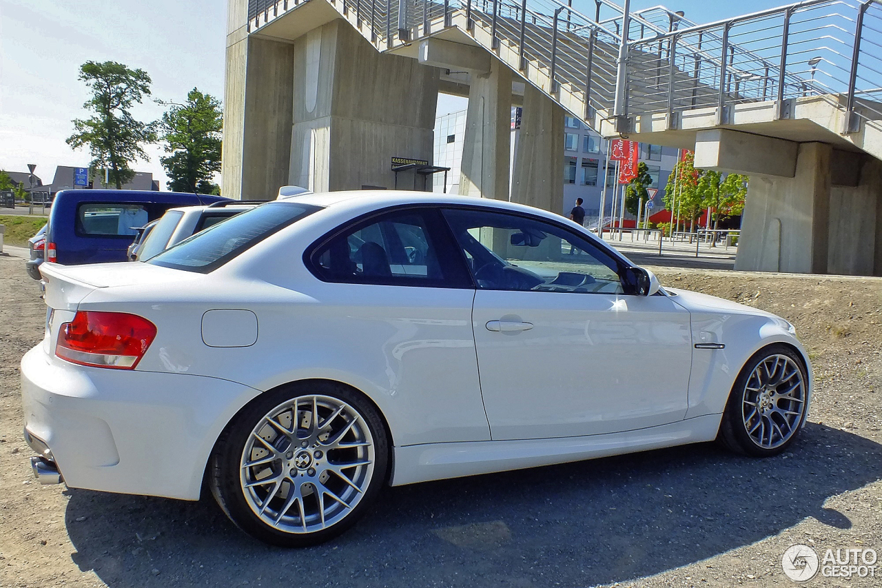 bmw 1 series m coup 8 september 2013 autogespot. Cars Review. Best American Auto & Cars Review