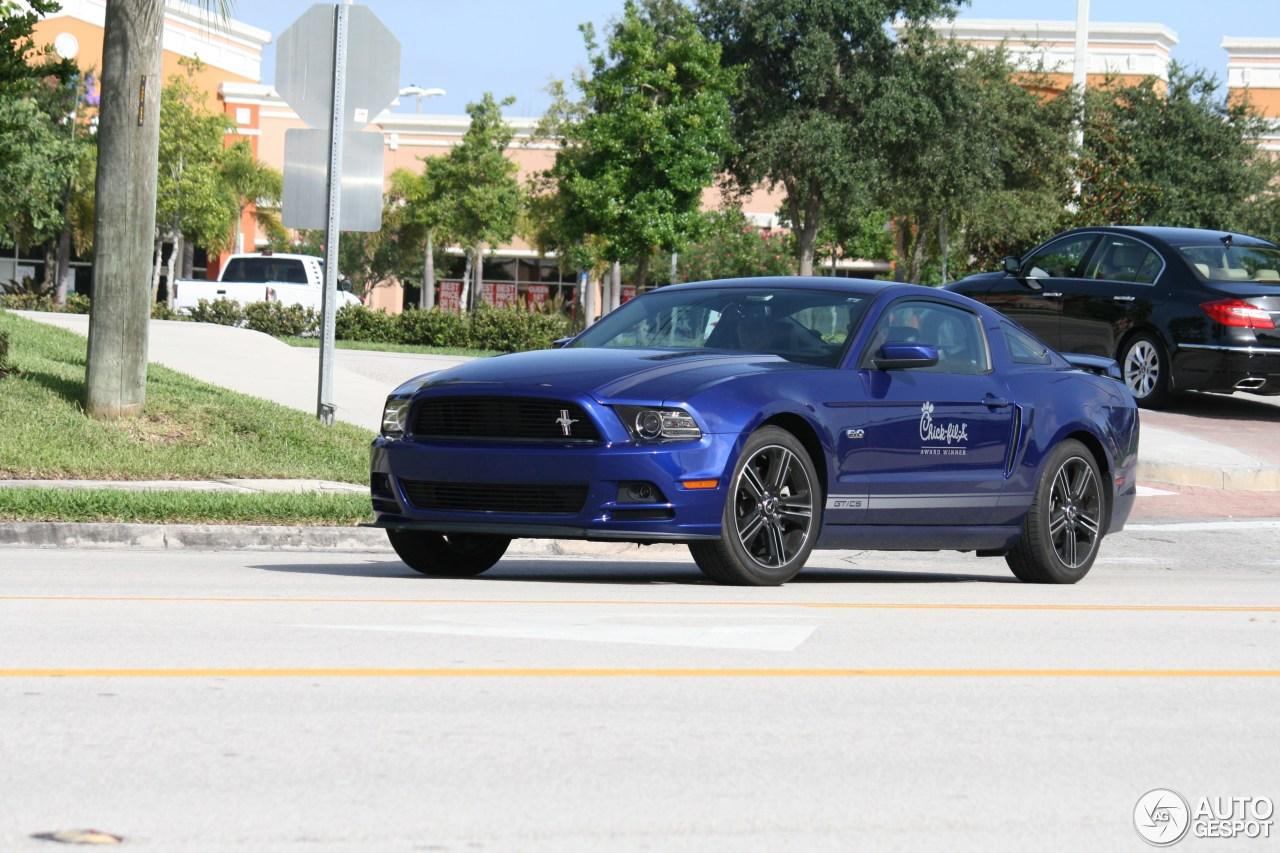 Ford Mustang GT 2010 California Special  8 September 2013