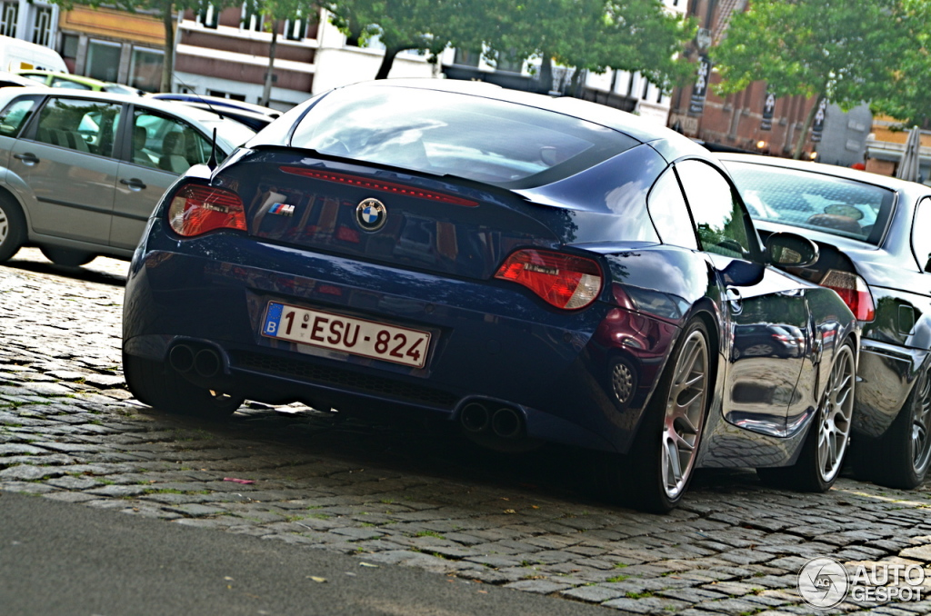 Bmw Z4 M Coup 233 9 Septembre 2013 Autogespot