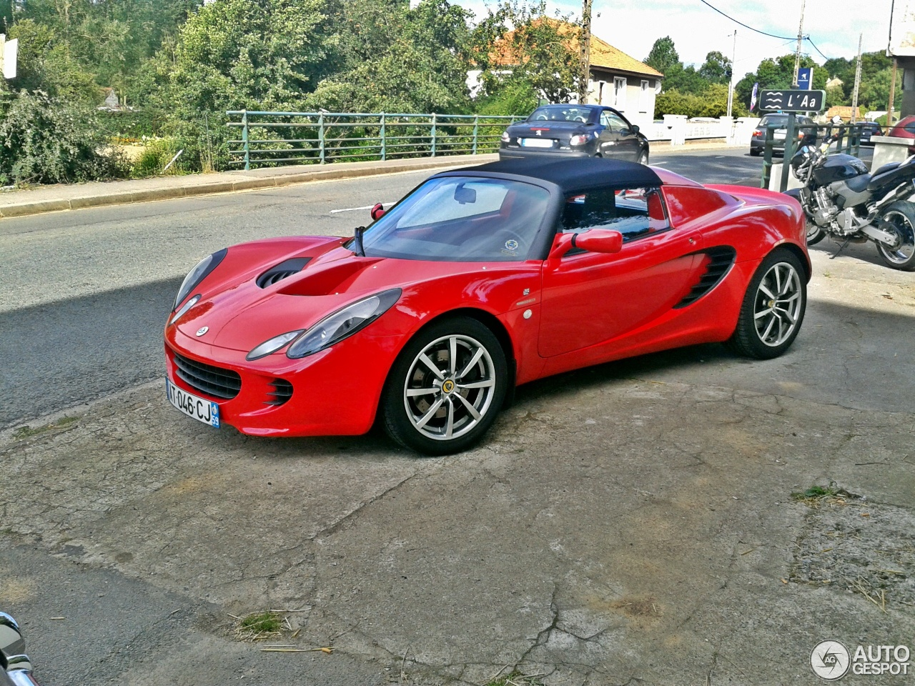 lotus elise s2 111s 9 septembre 2013 autogespot. Black Bedroom Furniture Sets. Home Design Ideas