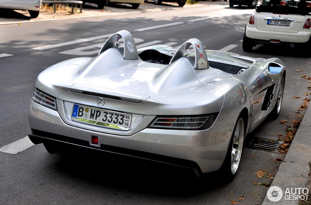 Mercedes benz slr mclaren stirling moss 9 september 2013 for Moss motors mercedes benz