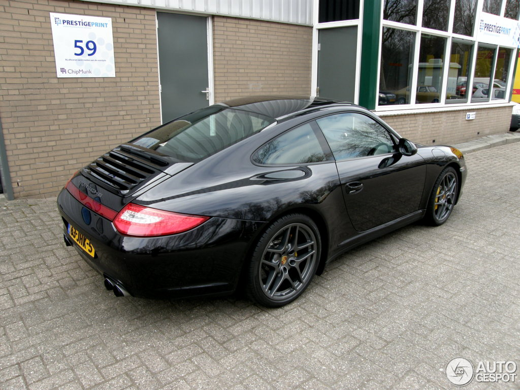 porsche 997 carrera 4s mkii pon edition 9 september 2013 autogespot. Black Bedroom Furniture Sets. Home Design Ideas