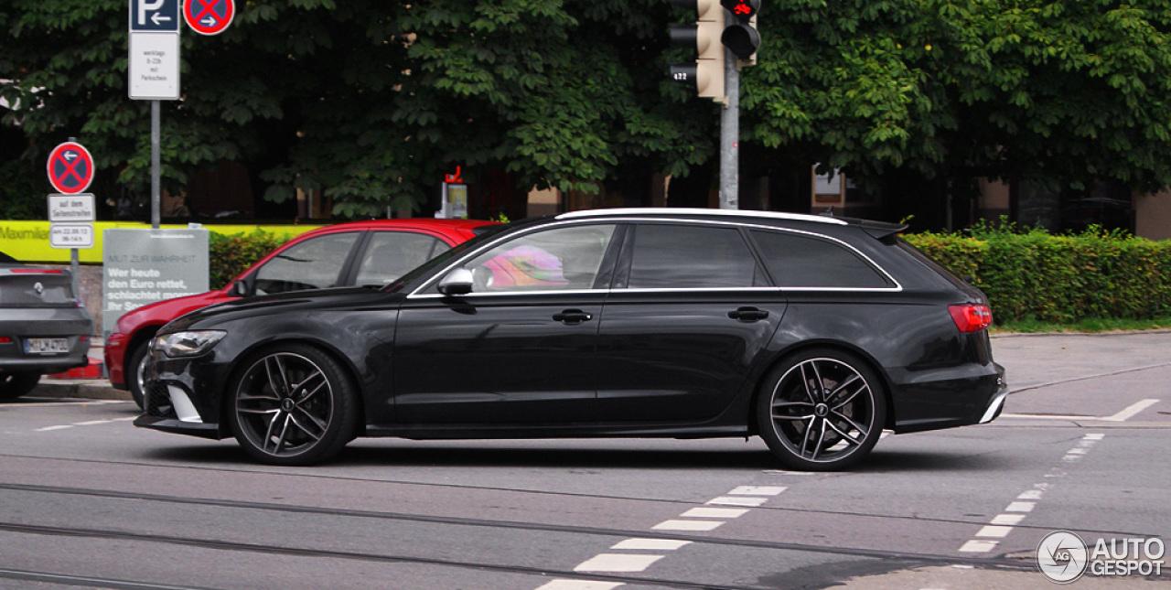 Audi Rs6 Avant C7 10 September 2013 Autogespot