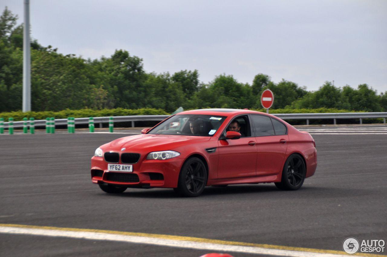 BMW M5 F10 M Performance Edition - 10 September 2013 - Autogespot
