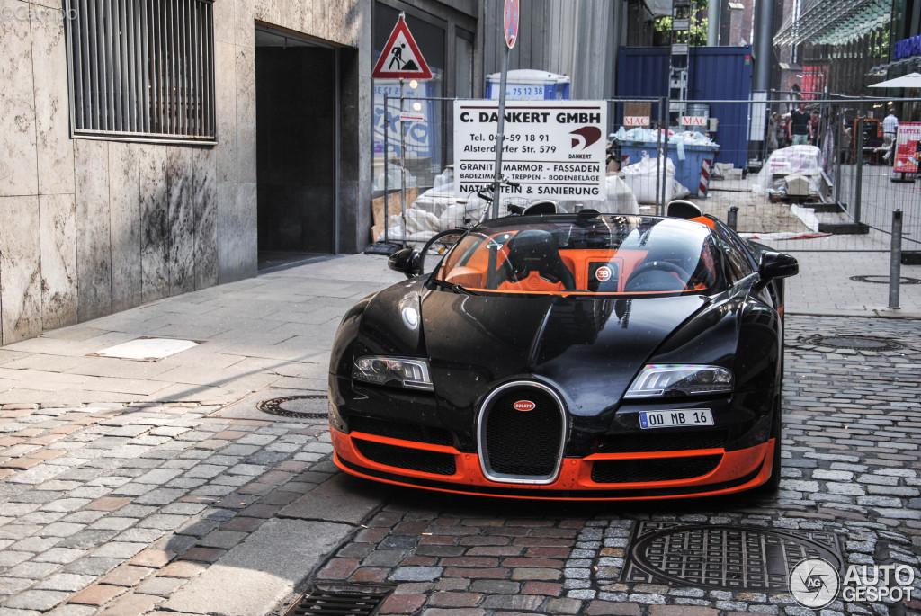 bugatti veyron 16 4 grand sport vitesse 10 september 2013 autogespot. Black Bedroom Furniture Sets. Home Design Ideas