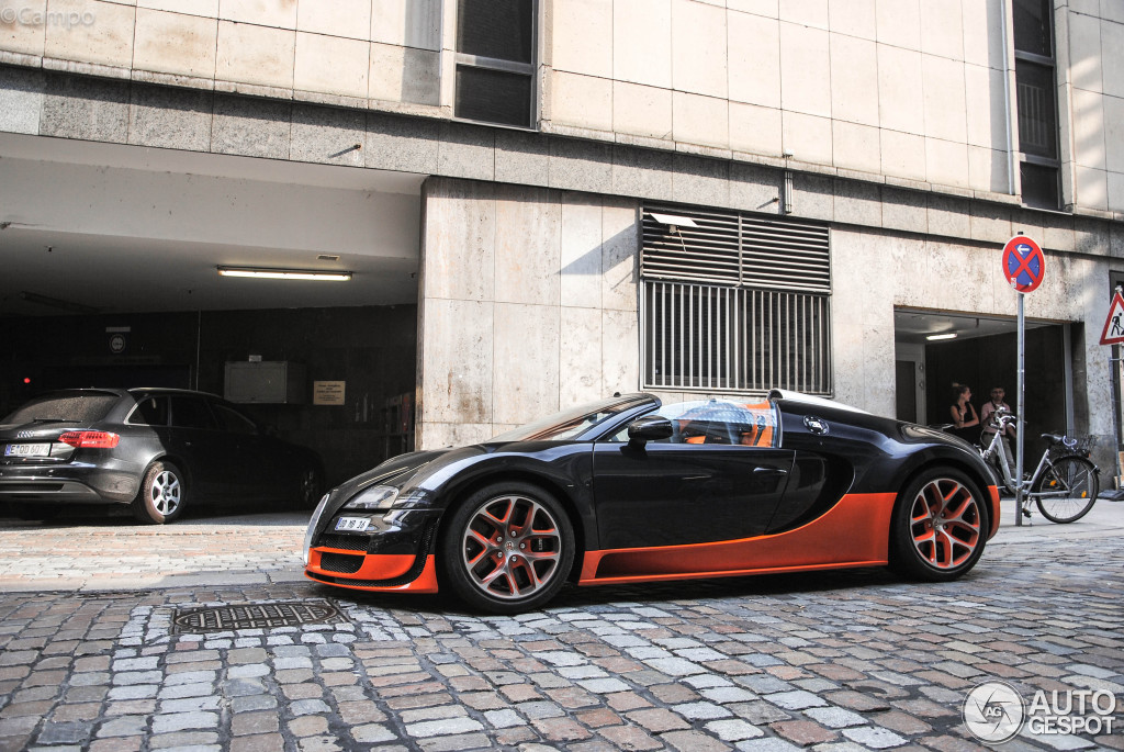 bugatti veyron 16 4 grand sport vitesse 10 september 2013 autogespot. Black Bedroom Furniture Sets. Home Design Ideas