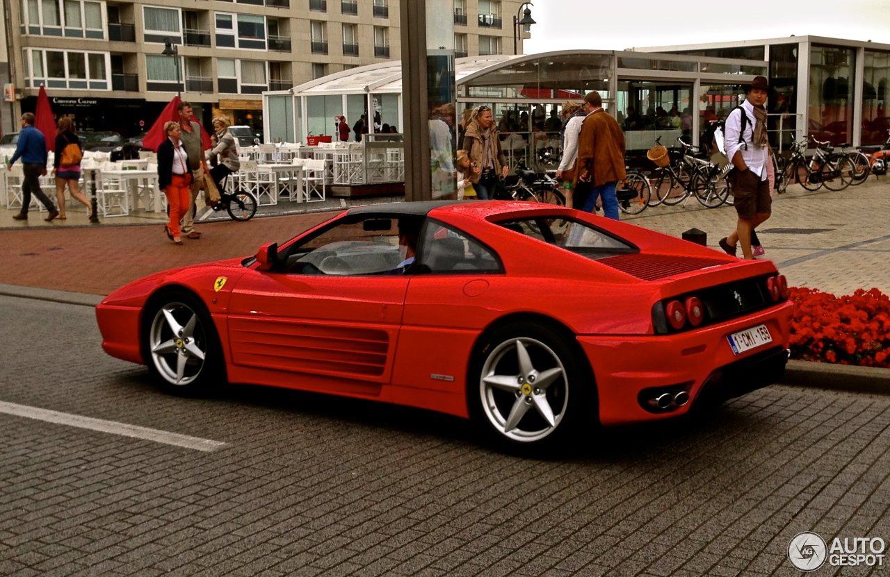 ferrari 348 ts 11 september 2013 autogespot. Black Bedroom Furniture Sets. Home Design Ideas
