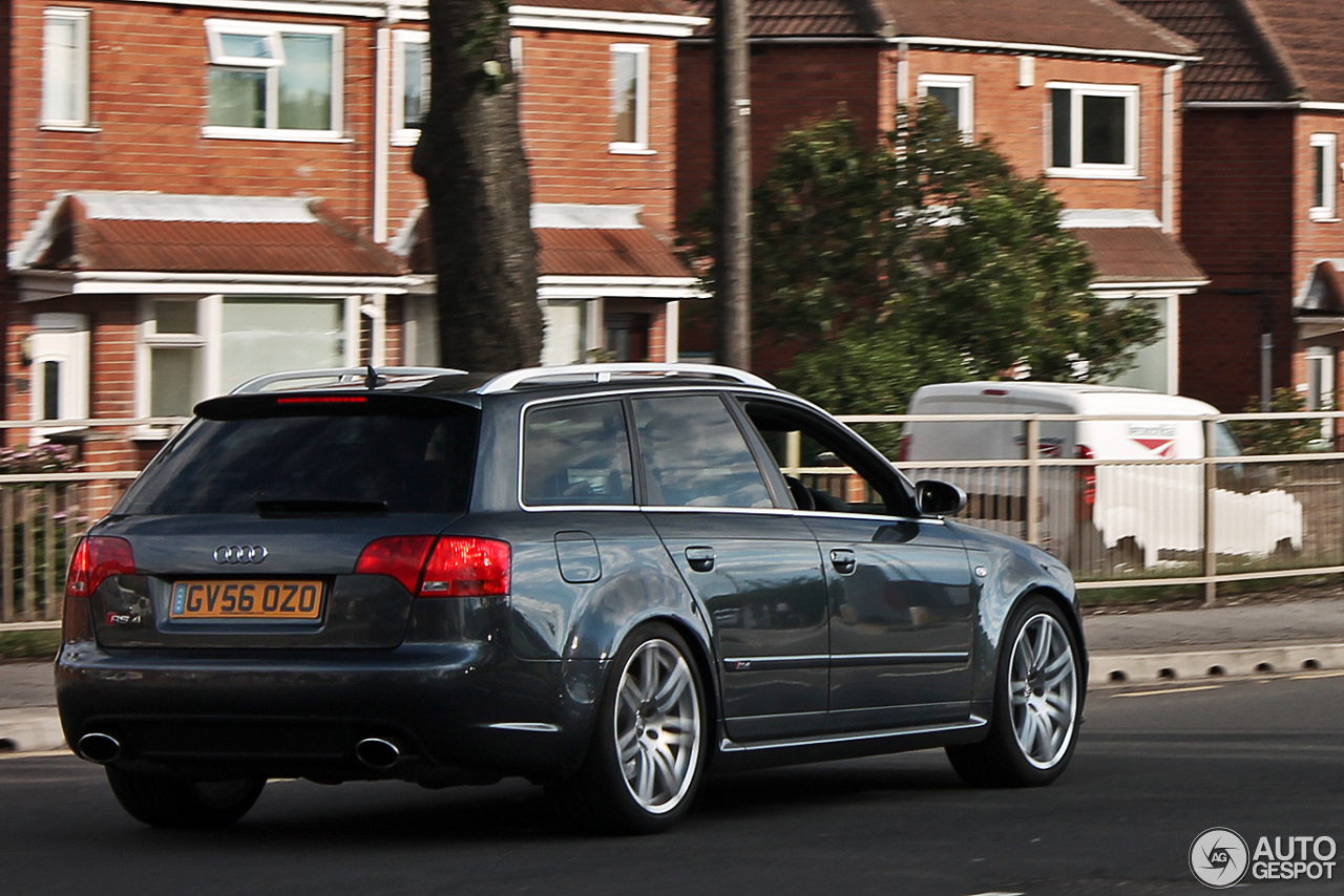 audi rs4 avant b7 13 september 2013 autogespot. Black Bedroom Furniture Sets. Home Design Ideas