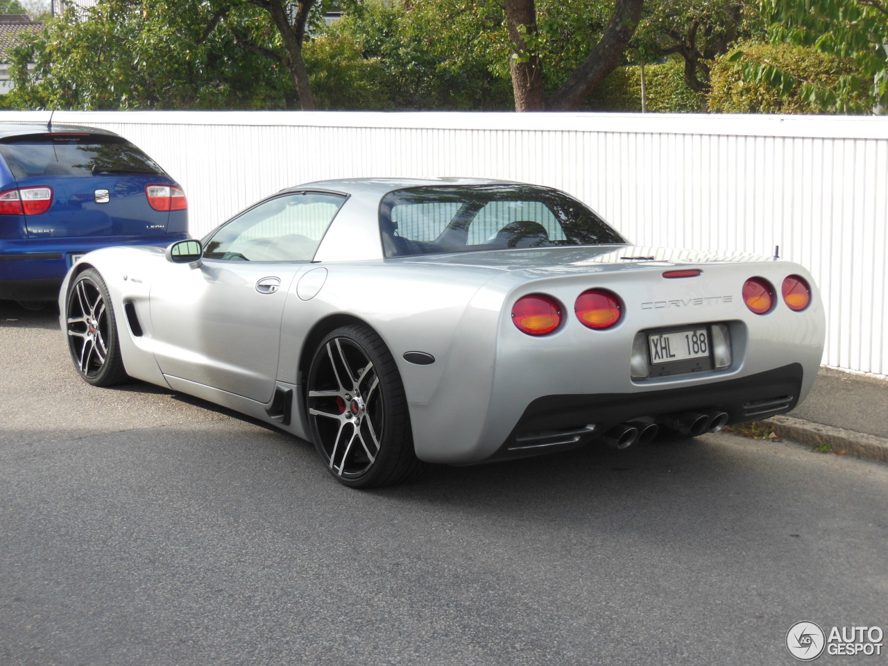 chevrolet corvette c5 z06 13 september 2013 autogespot. Black Bedroom Furniture Sets. Home Design Ideas