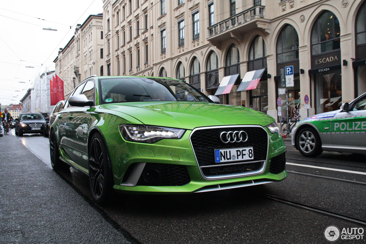 Audi Rs6 Avant C7 14 September 2013 Autogespot