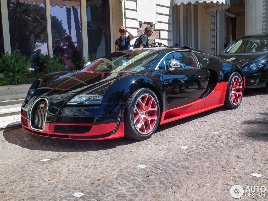 Bugatti Veyron 16.4 Grand Sport Vitesse - 14 September ...
