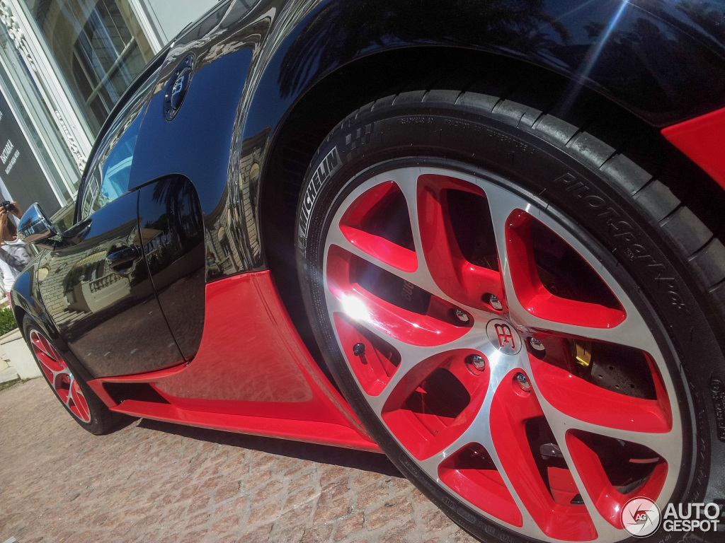 bugatti veyron 16 4 grand sport vitesse 14 septembre 2013 autogespot. Black Bedroom Furniture Sets. Home Design Ideas