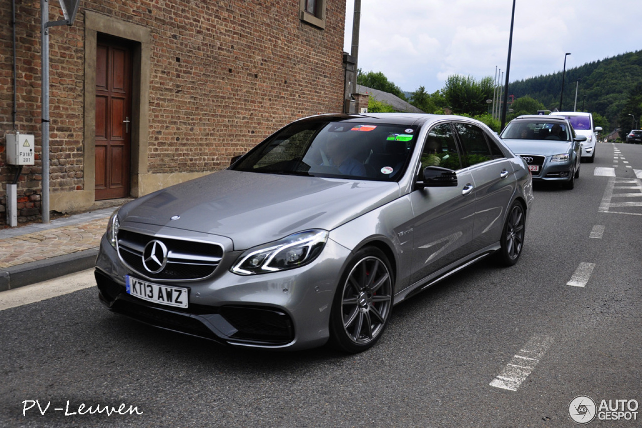 mercedes benz e 63 amg s w212 14 september 2013 autogespot. Black Bedroom Furniture Sets. Home Design Ideas