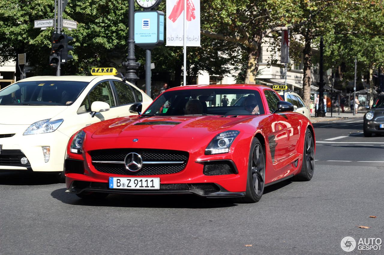 Mercedes benz sls amg black series 14 september 2013 for Mercedes benz sls amg red
