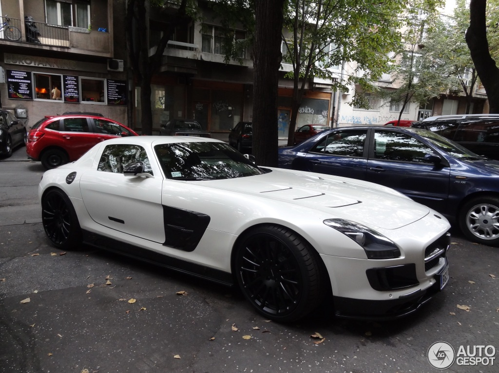 Mercedes benz mansory sls amg 14 september 2013 autogespot for Silverlit mercedes benz sls amg