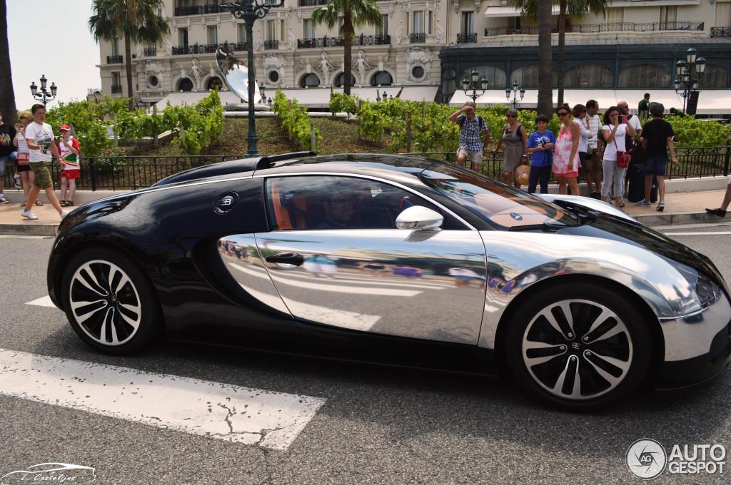 Bugatti Veyron 16.4 Sang Noir - 15 September 2013 - Autogespot