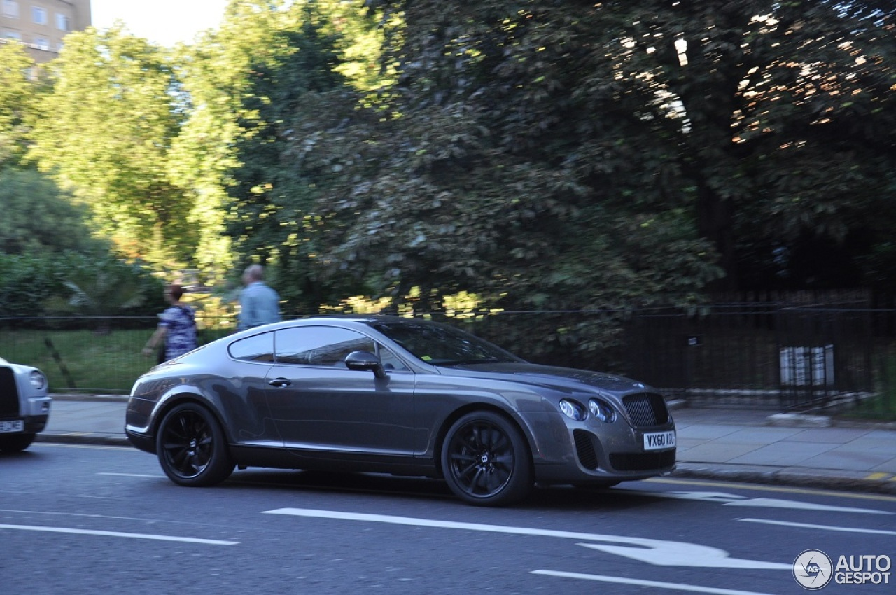 bentley continental supersports coup 16 september 2013. Cars Review. Best American Auto & Cars Review