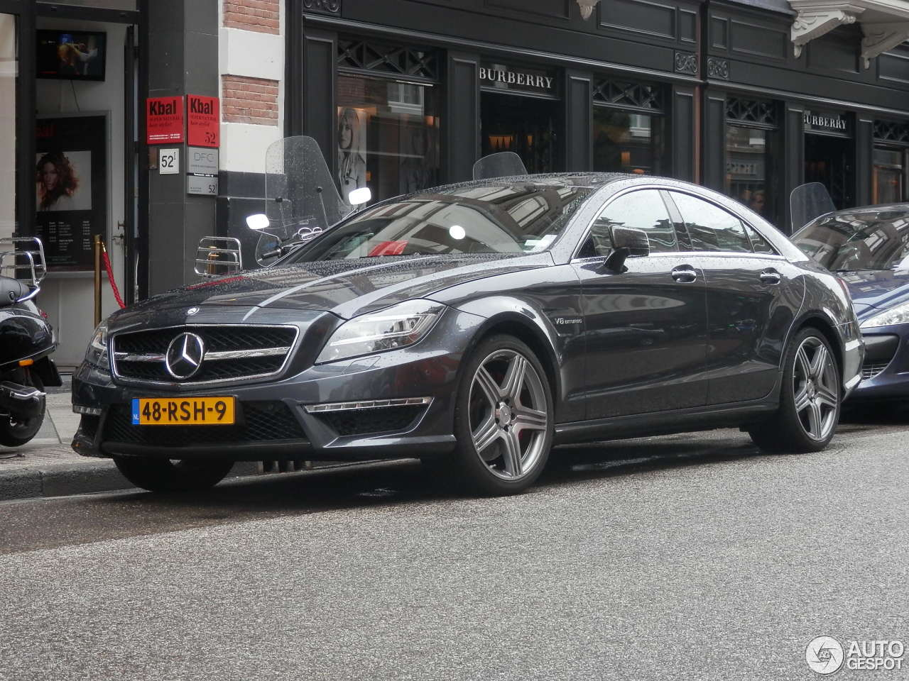 Mercedes benz cls 63 amg c218 17 september 2013 autogespot for 2013 mercedes benz cls 63 amg