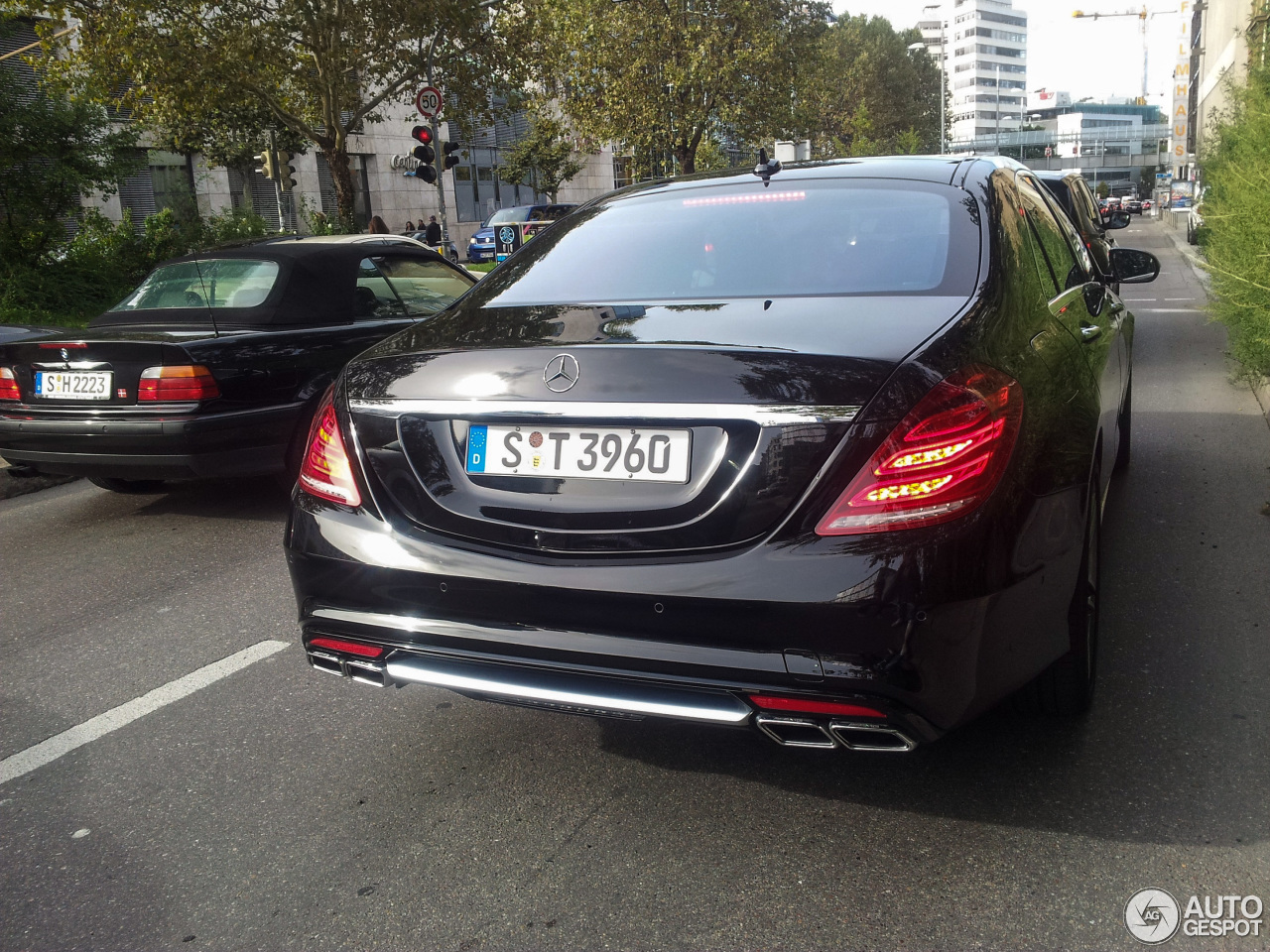 Mercedes benz s 63 amg w222 17 september 2013 autogespot for K and w motors