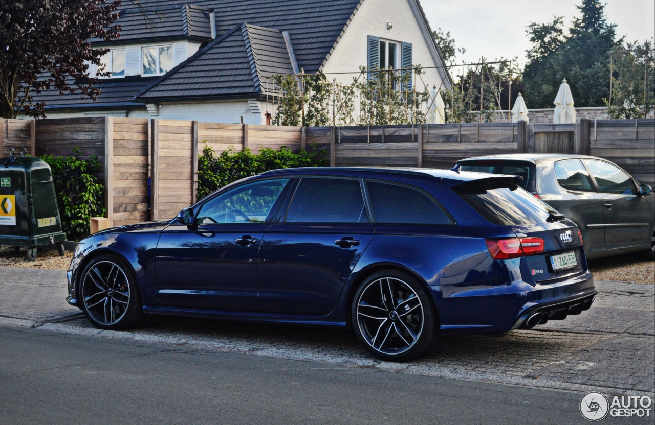 audi rs6 avant c7 18 september 2013 autogespot. Black Bedroom Furniture Sets. Home Design Ideas