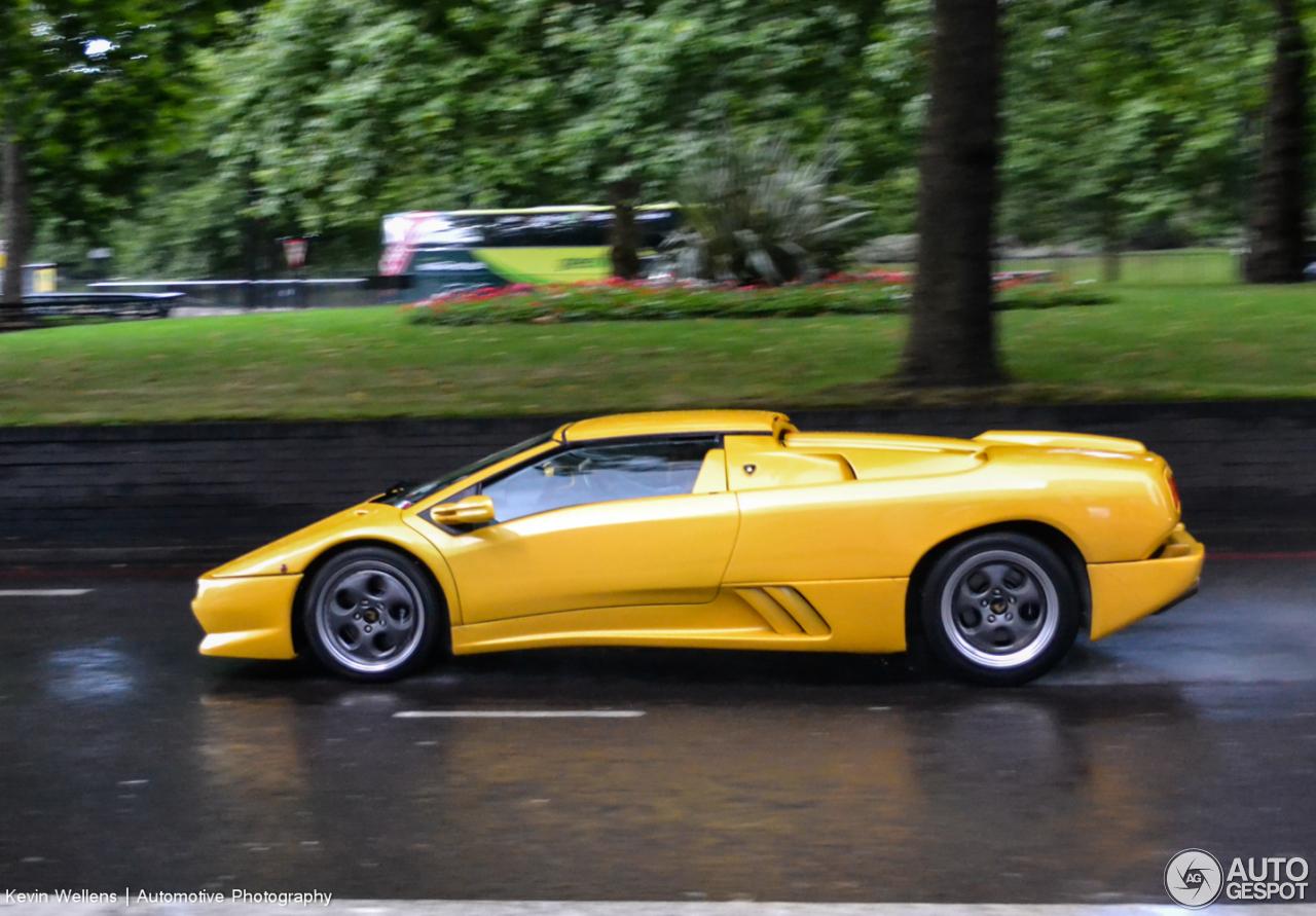 Lamborghini Diablo Vt Roadster 19 September 2013 Autogespot