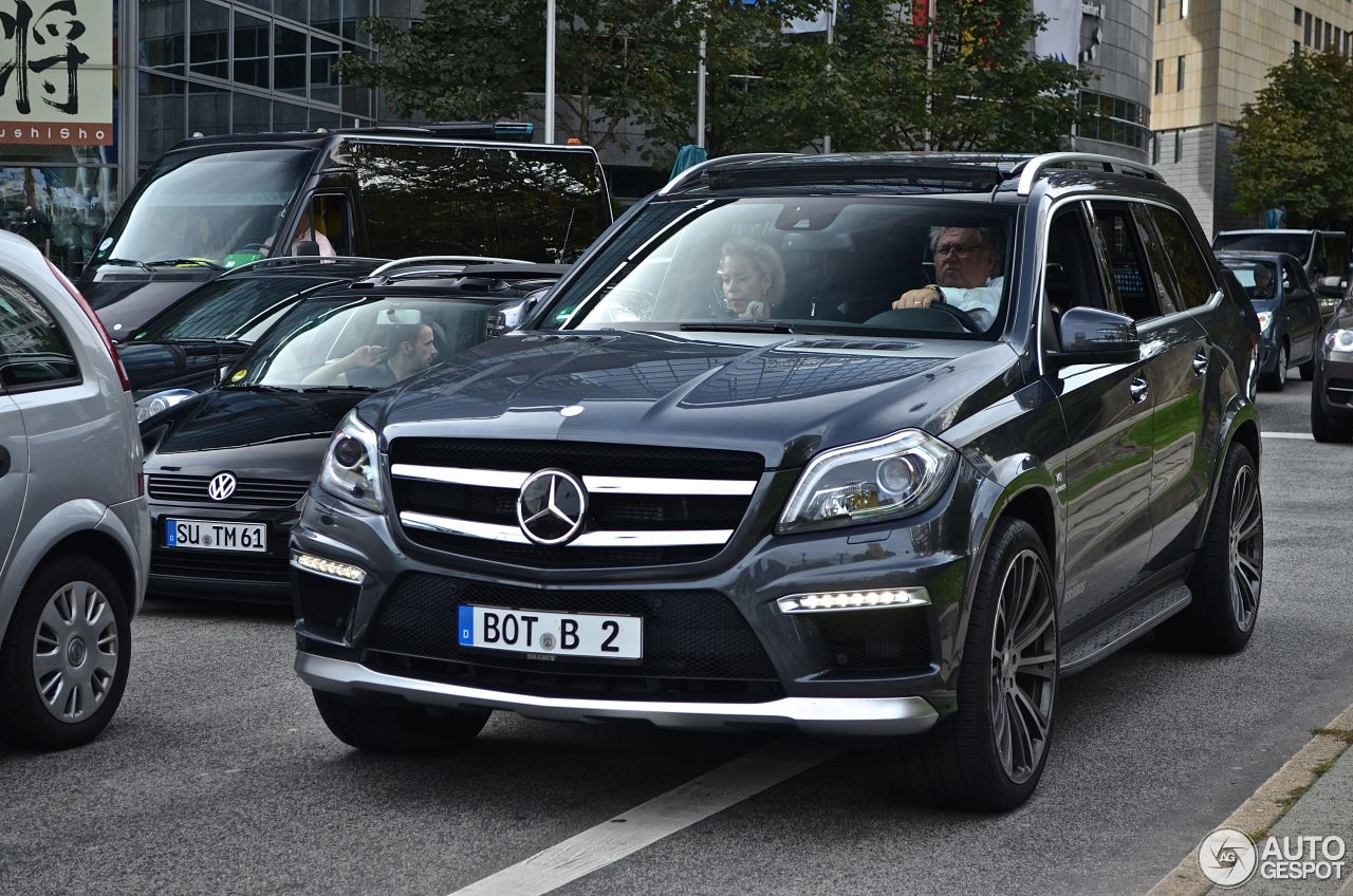 Mercedes benz gl 63 amg x166 21 september 2013 autogespot for 2013 mercedes benz gl450 price