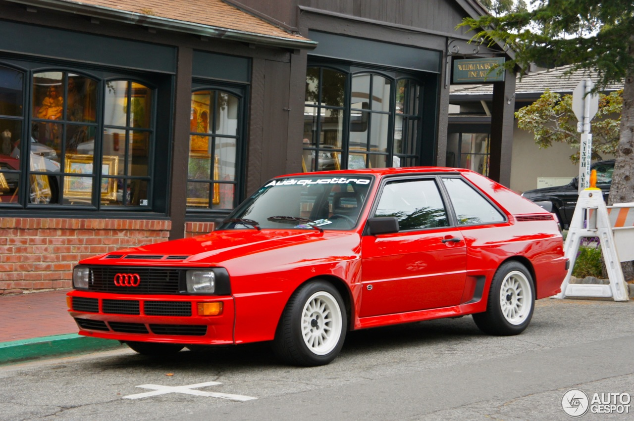 Audi Sport Quattro 22 September 2013 Autogespot