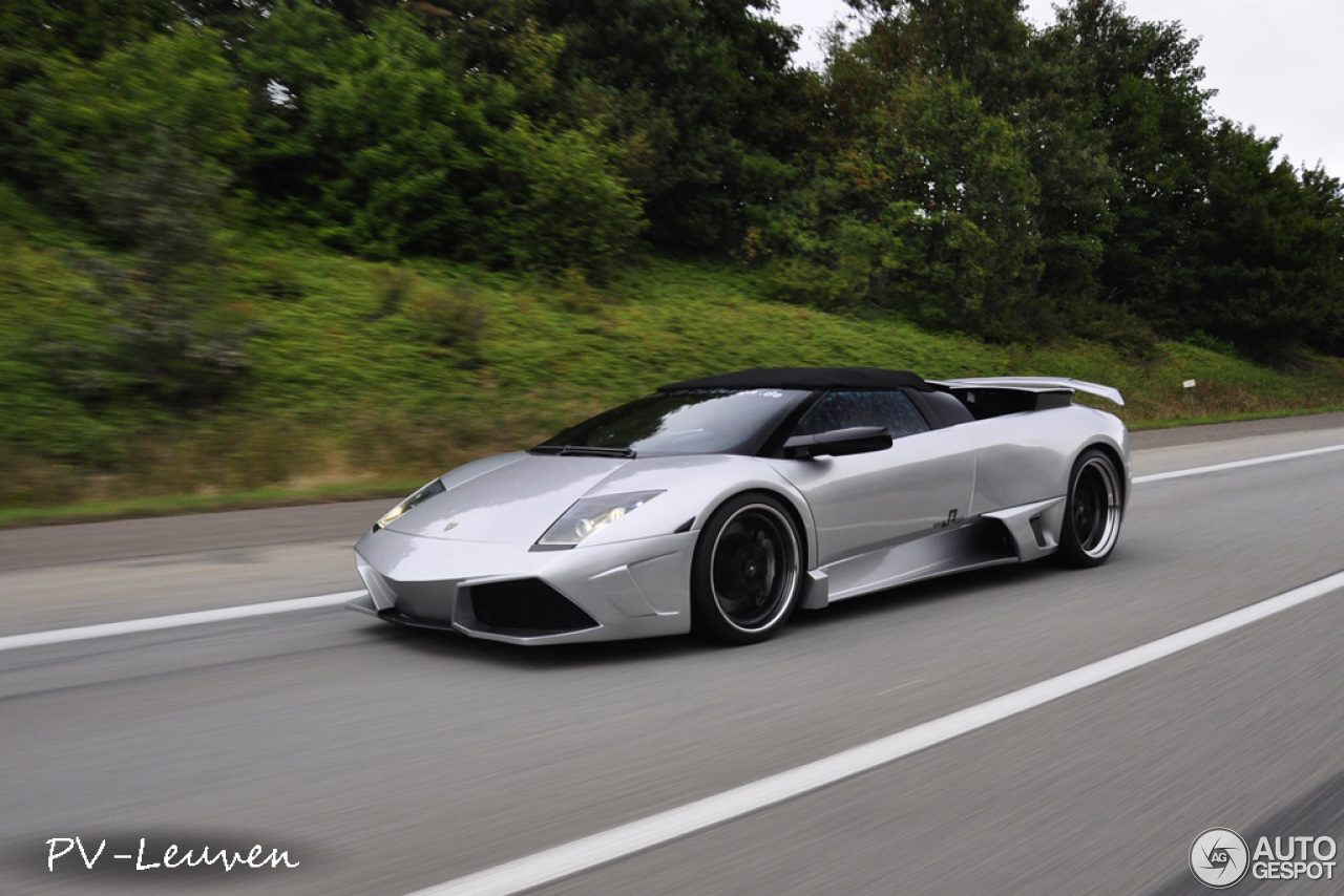 Lamborghini Murci 233 Lago Lp640 Roadster Jb R 22 September