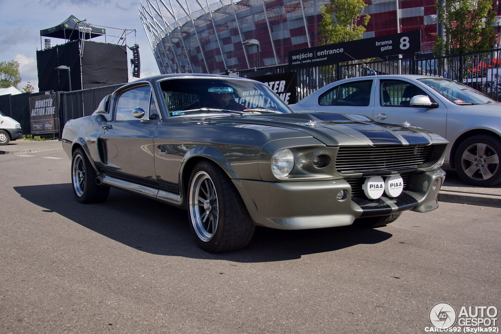 ford mustang shelby g t 500e eleanor 23 septembre 2013. Black Bedroom Furniture Sets. Home Design Ideas