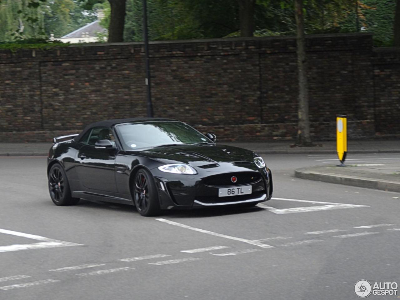 Jaguar XKR-S Convertible 2012 - 23 September 2013 - Autogespot