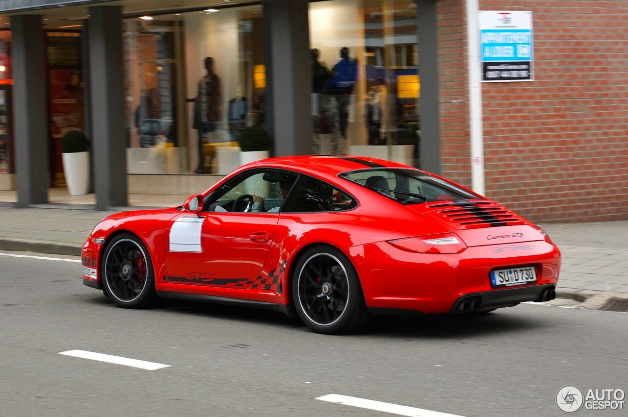 porsche 997 carrera gts 23 september 2013 autogespot. Black Bedroom Furniture Sets. Home Design Ideas