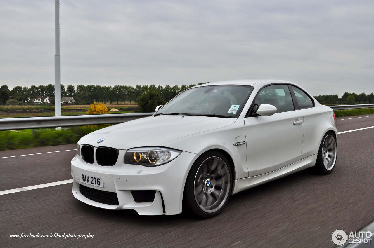 bmw 1 series m coup 24 september 2013 autogespot. Cars Review. Best American Auto & Cars Review