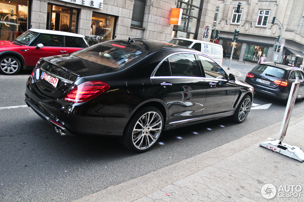 Mercedes Benz Brabus 850 6 0 Biturbo Ibusiness 24 September 2013 Autogespot