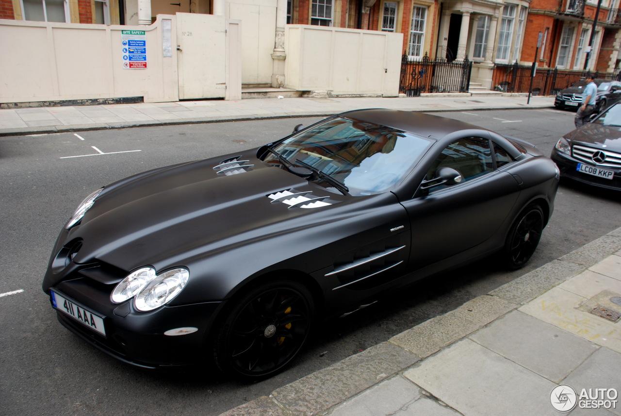Mercedes Benz Slr Mclaren 24 September 2013 Autogespot
