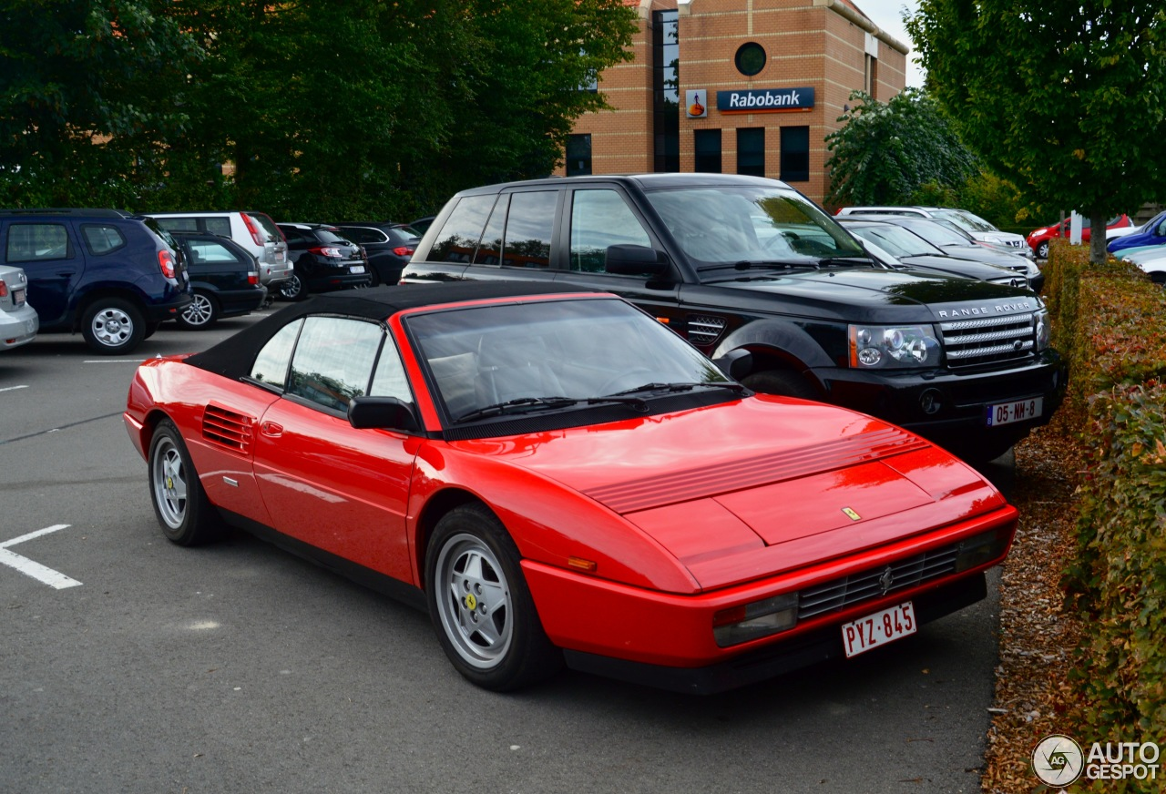 ferrari mondial t cabriolet 28 september 2013 autogespot. Black Bedroom Furniture Sets. Home Design Ideas