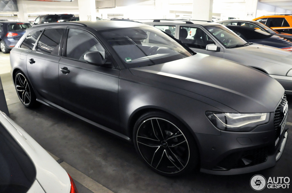 Audi Rs6 Avant C7 29 September 2013 Autogespot