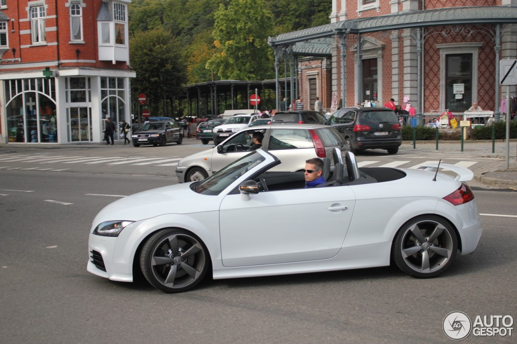 Audi Tt Rs Plus Roadster 29 September 2013 Autogespot