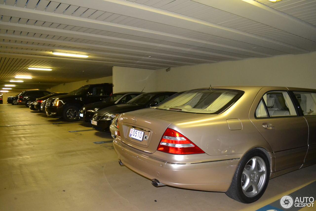 Mercedes benz s 600 pullman 29 september 2013 autogespot for Mercedes benz c 600