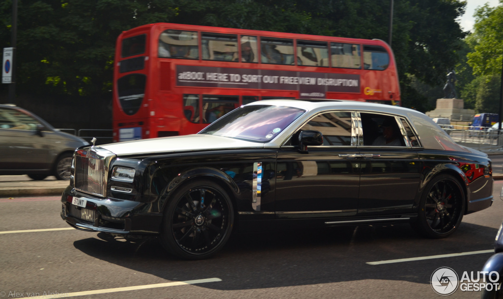 Rolls Royce Phantom Mansory Conquistador 29 September