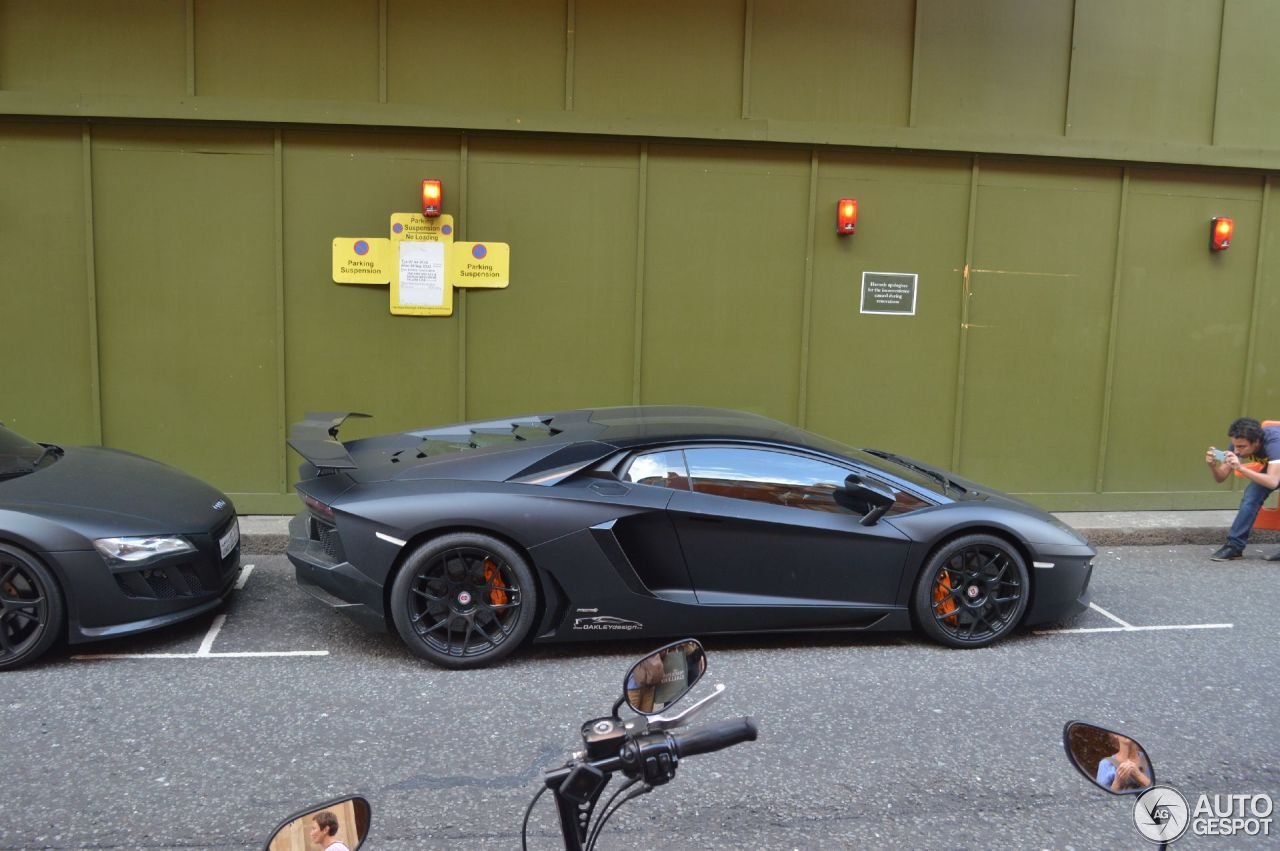 oakley design 790k  10 i Lamborghini Aventador LP760-2 Oakley Design 10