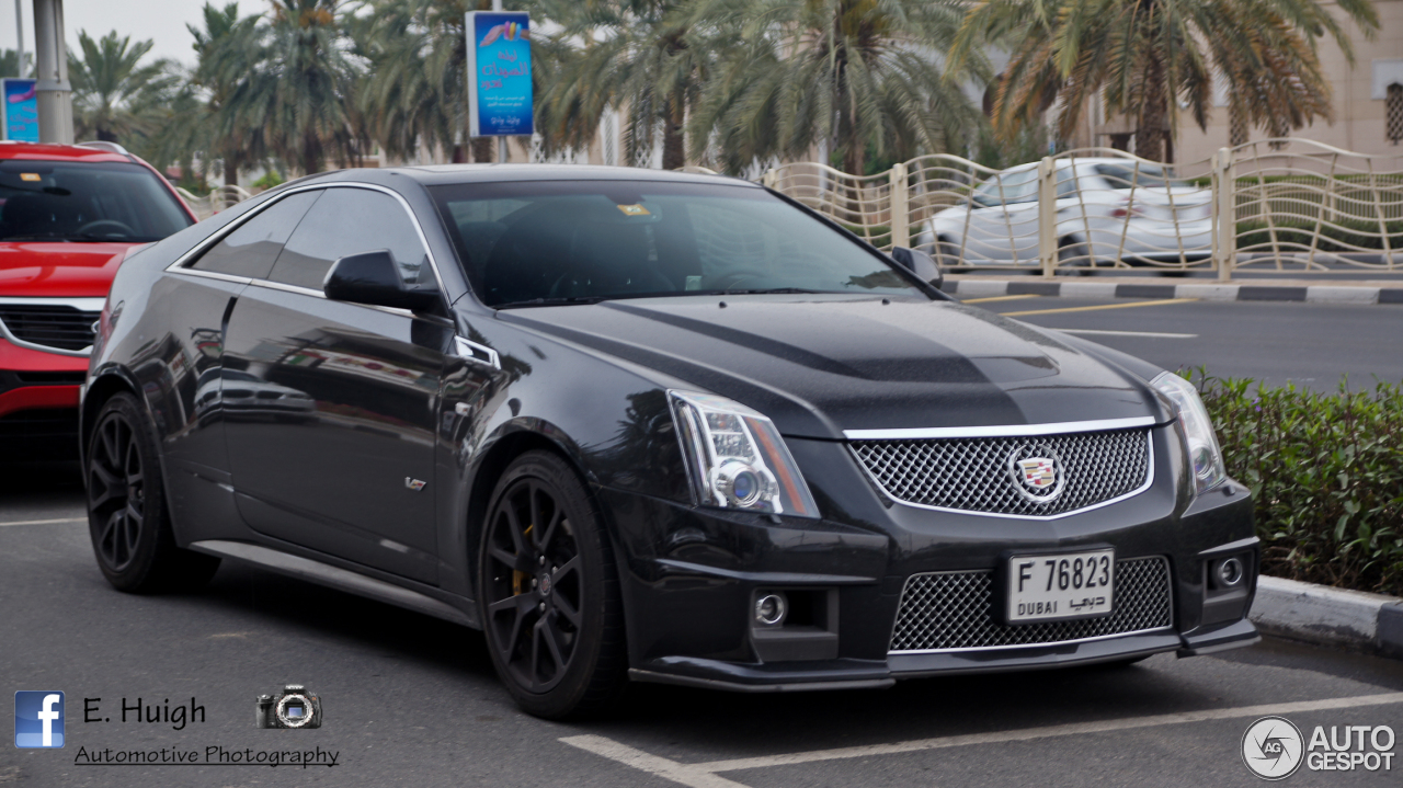 cadillac cts v coup 2 october 2013 autogespot. Cars Review. Best American Auto & Cars Review