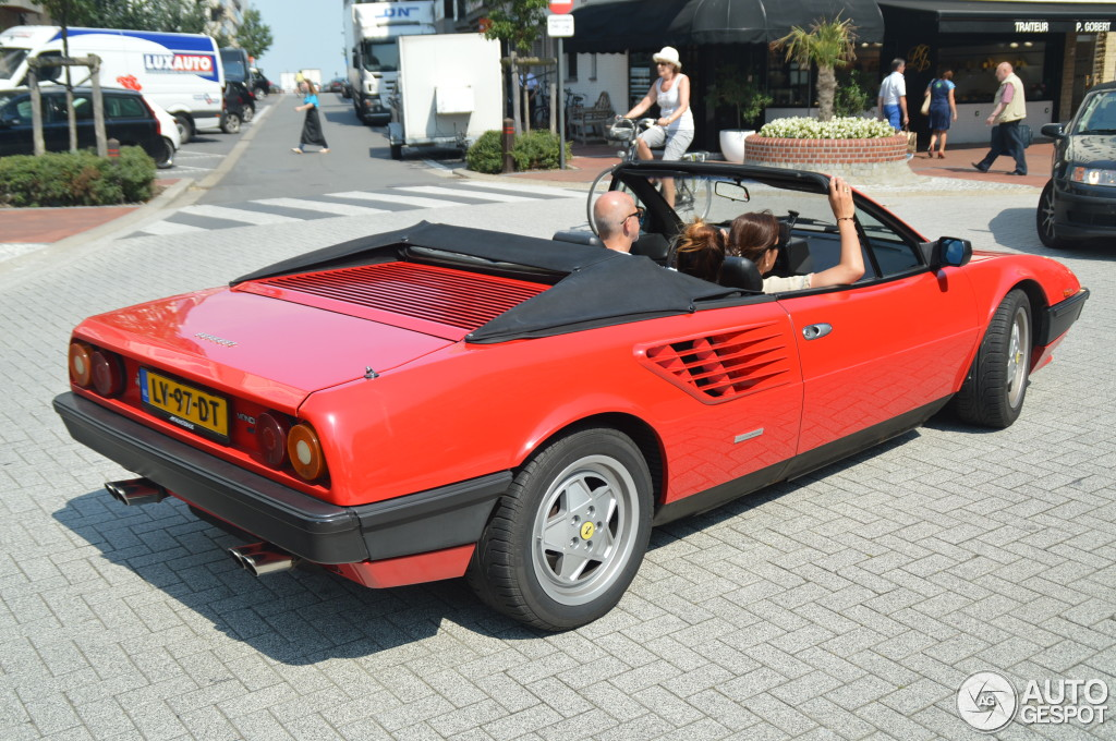 ferrari mondial 8 cabriolet 2 october 2013 autogespot. Black Bedroom Furniture Sets. Home Design Ideas