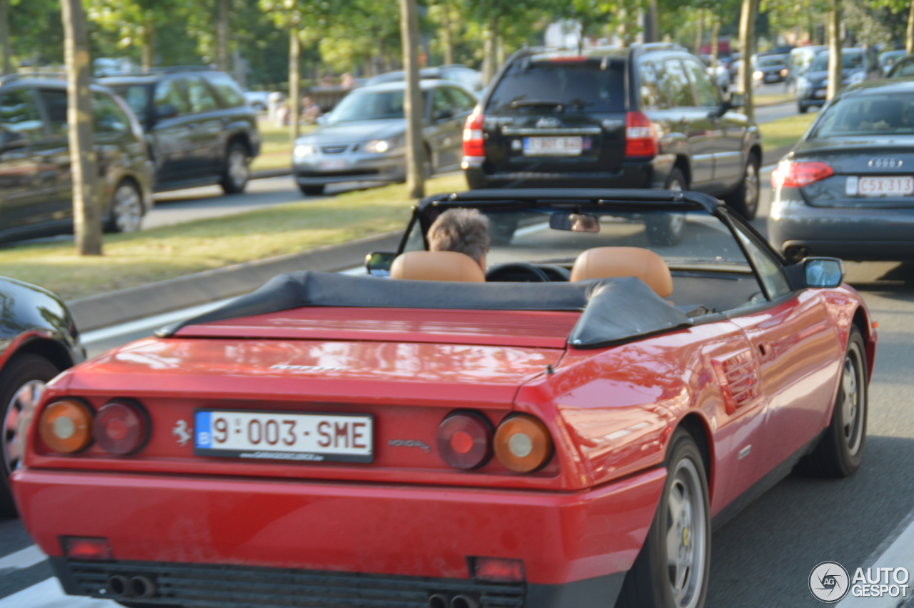 ferrari mondial t cabriolet 2 october 2013 autogespot. Black Bedroom Furniture Sets. Home Design Ideas