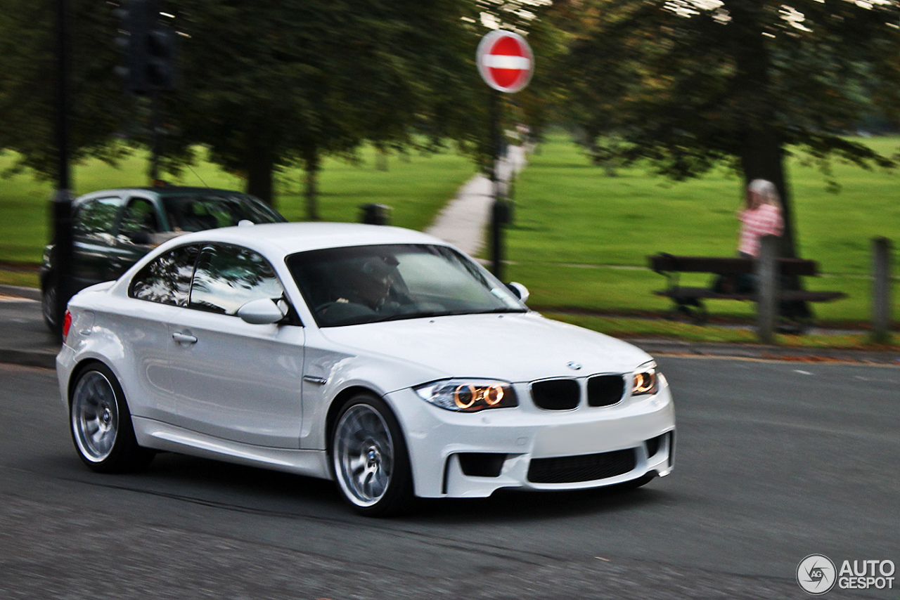 bmw 1 series m coup 3 october 2013 autogespot. Cars Review. Best American Auto & Cars Review